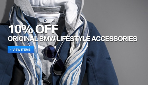 Save on BMW Accessories