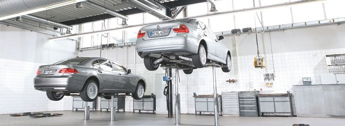 BMW Maintenance Plan Upgrade from Kuni BMW