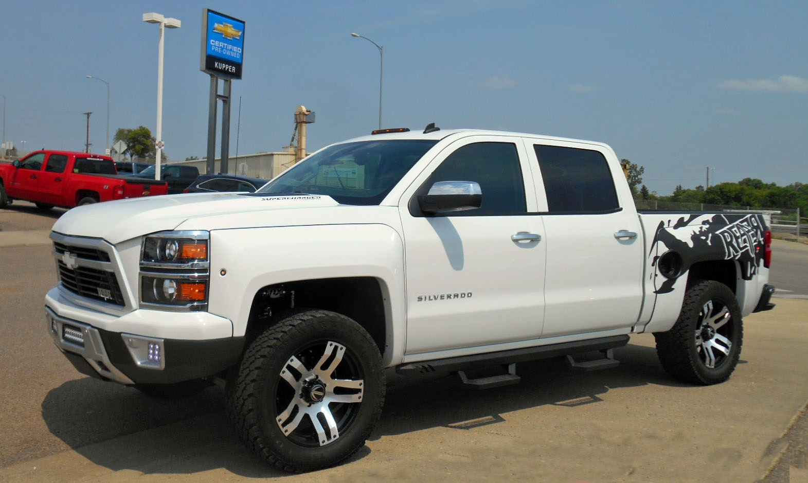 Chevy Reaper Black - Viewing Gallery