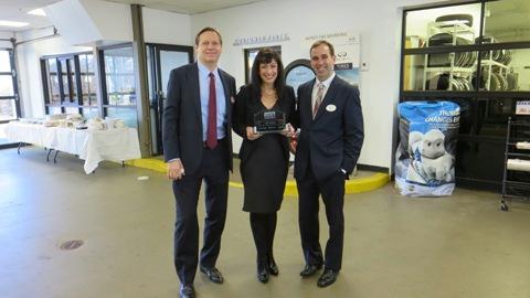 Kelly Auto Staff Enjoys Employee Appreciation Day 2014