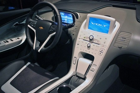 Chevy Volt at Portsmouth Chevrolet - Newington, NH - with ...