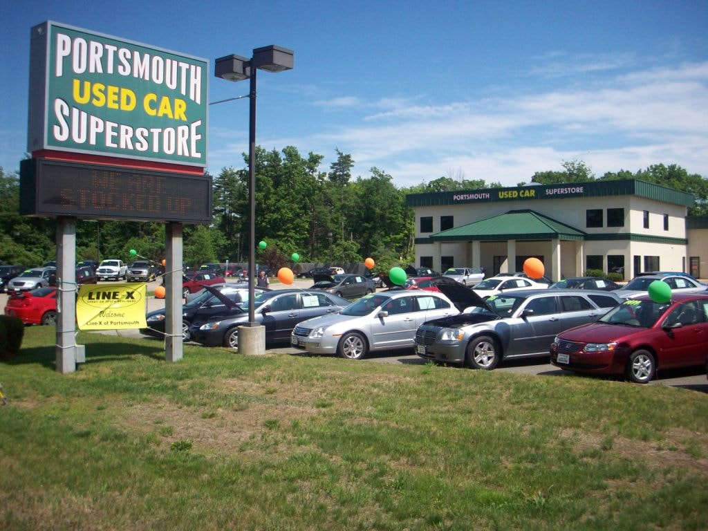 Portsmouth Used Car Superstore Used Dealership In