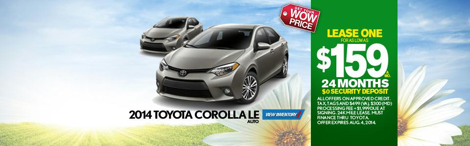 New toyota scion used cars for sale in annapolis for Mercedes benz of annapolis service coupons