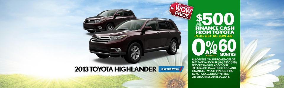 koons westminster toyota new used car dealer serving