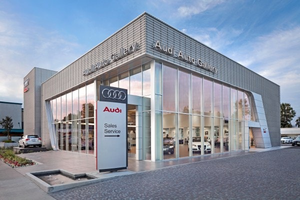 Audi Auto Gallery Los Angeles