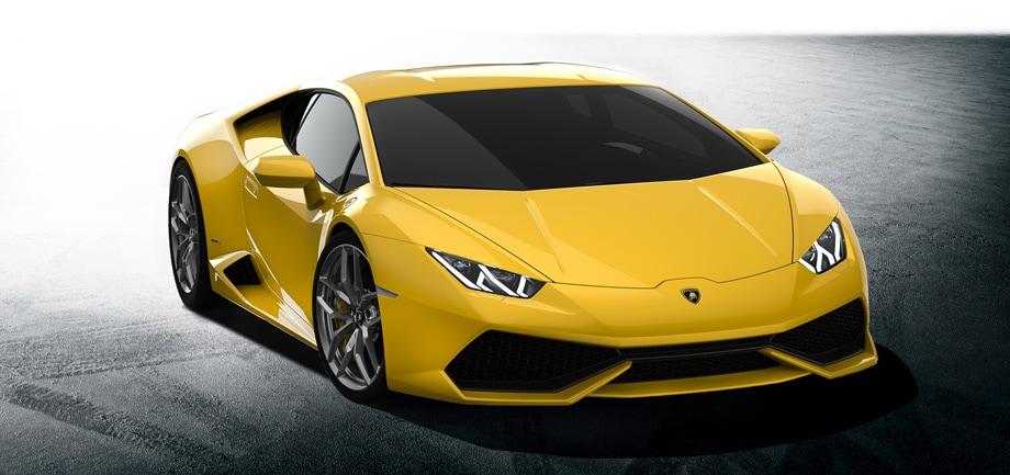 Lamborghini Huracan LP 610-4 dealership