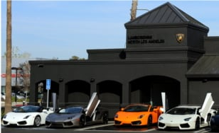 Los Angeles Lamborghini dealer serving Beverly Hills, Newport Beach and bordering Los Angeles area.