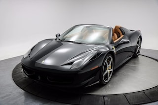 2013 Ferrari 458 Spider Base Convertible UMD189311