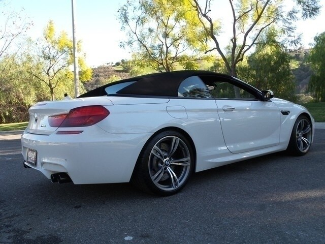 2014 bmw m6 convertible for sale in los angeles. Cars Review. Best American Auto & Cars Review