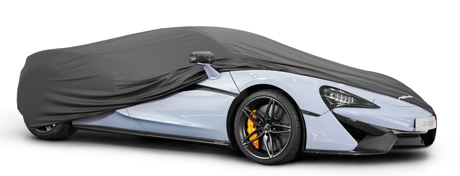 car covers for sale for McLaren 570, 650s and P1 vehicles