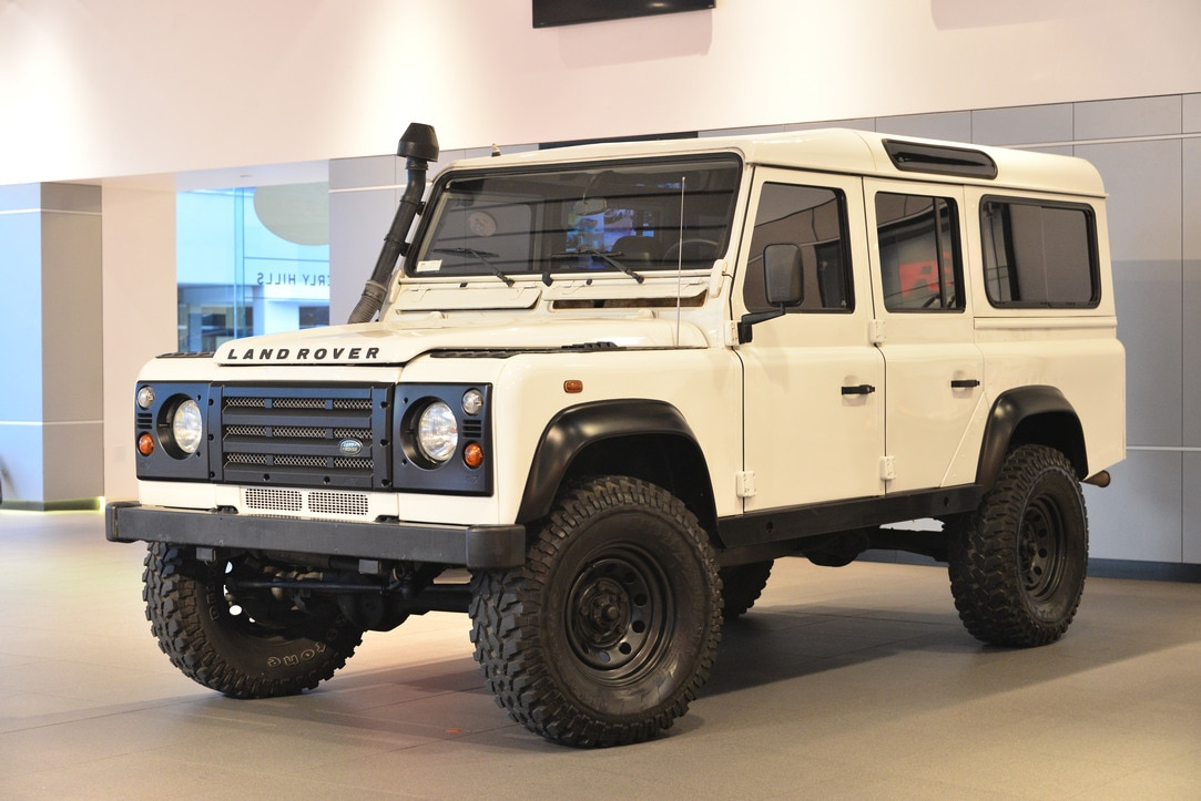 Used Land Rover Defender For Sale In Los Angeles Ca