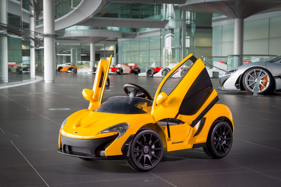 McLaren P1™ ride-on vehicle