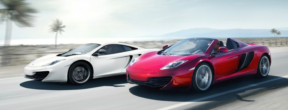McLaren Qualified Pre-owned cars at Beverly Hills McLaren dealer