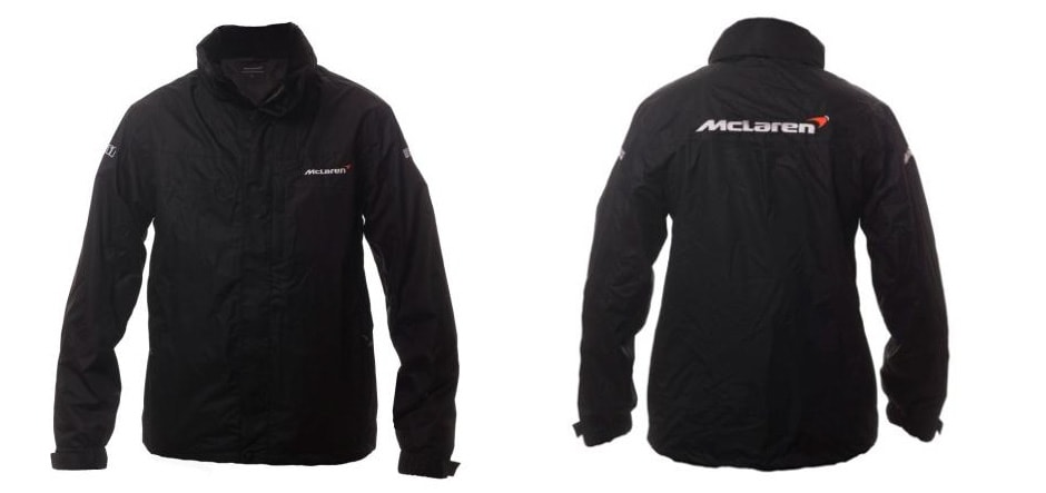 TECHNICAL TEAM McLAren JACKETs