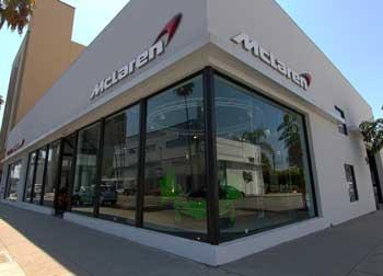 Beverly Hills McLaren Dealer