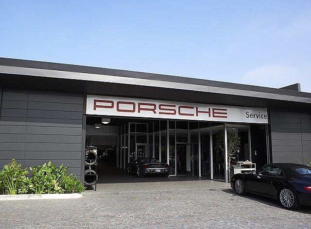 Los Angeles Porsche dealership service and parts