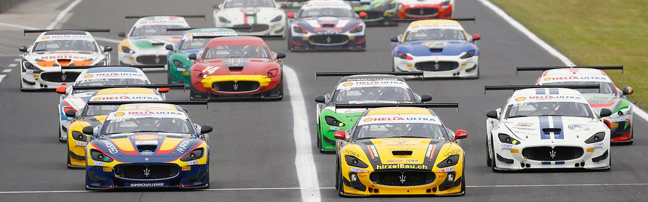 2015 maserati racing academu