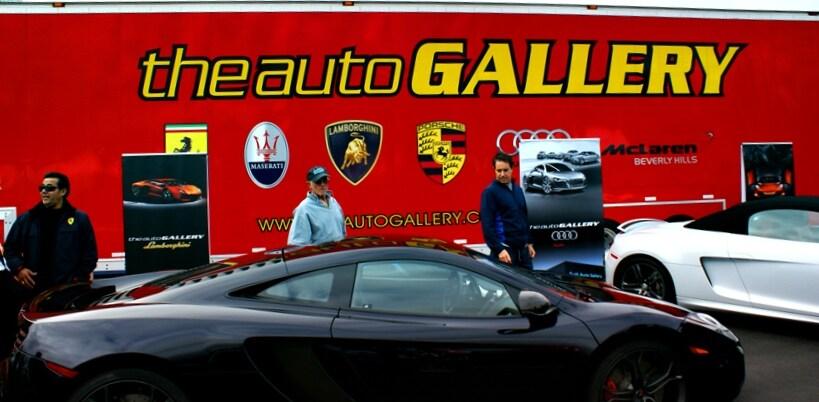 The Auto Gallery New Lamborghini Maserati Fiat