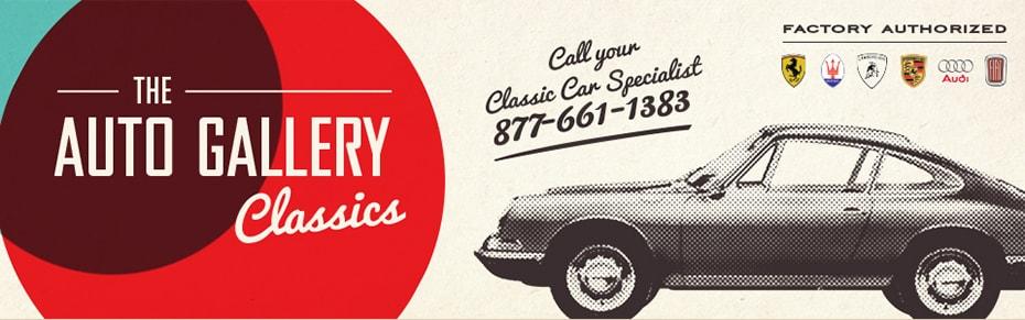 The Auto Gallery Classic Car Service Center