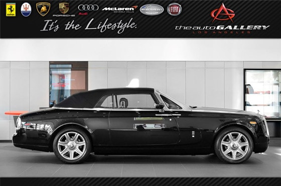 2009 Rolls-Royce Phantom Coupe stk# UB9X16311