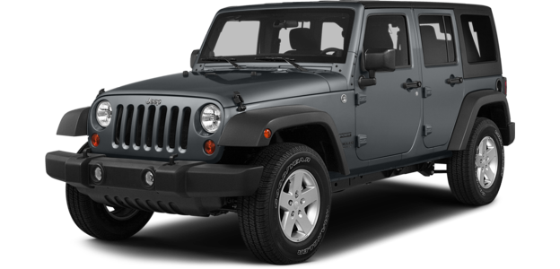 Rubicon Jeep 2015
