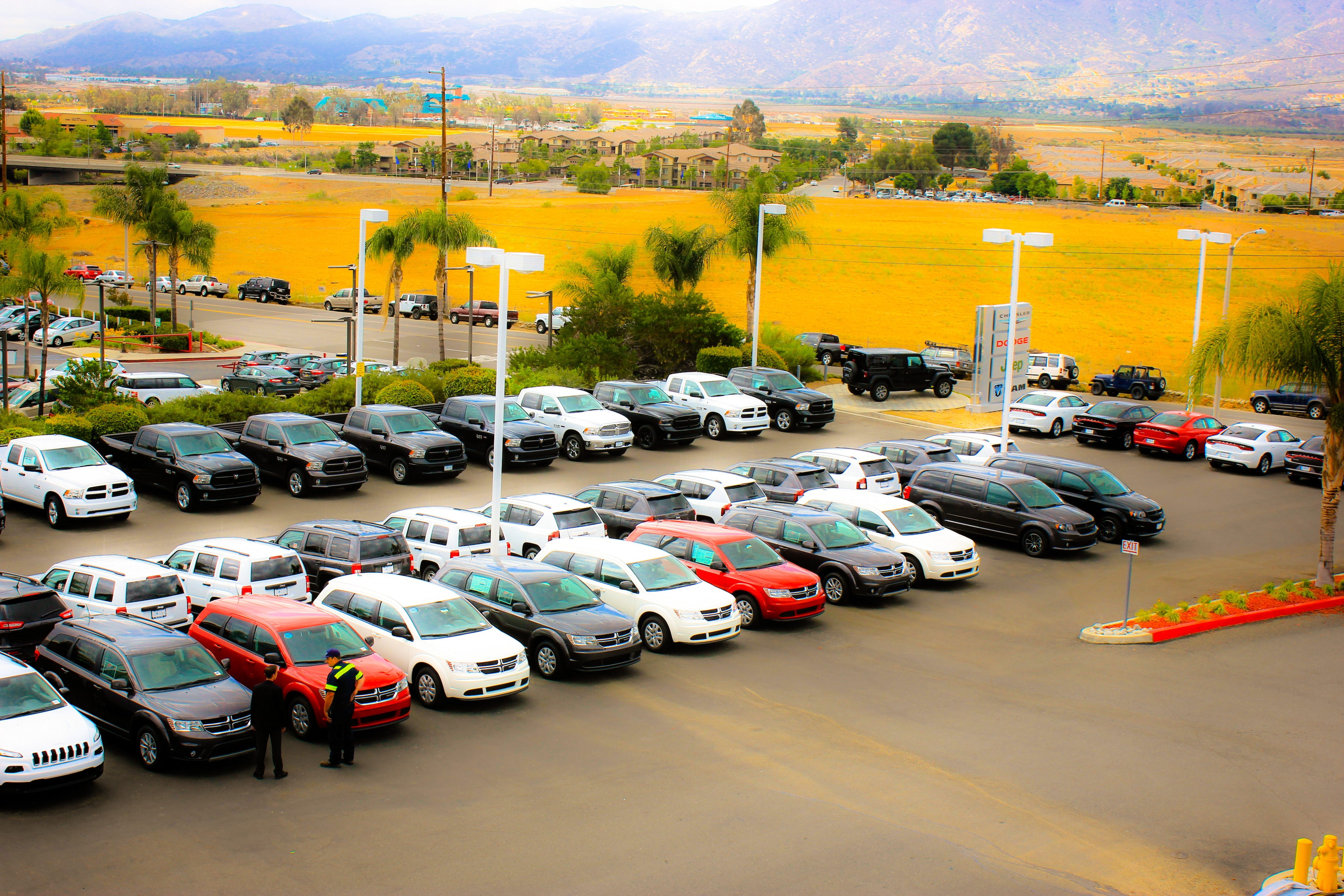 In house financing car dealers