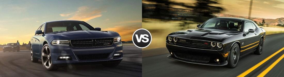 2017 dodge charger vs dodge challenger comparison. Cars Review. Best American Auto & Cars Review