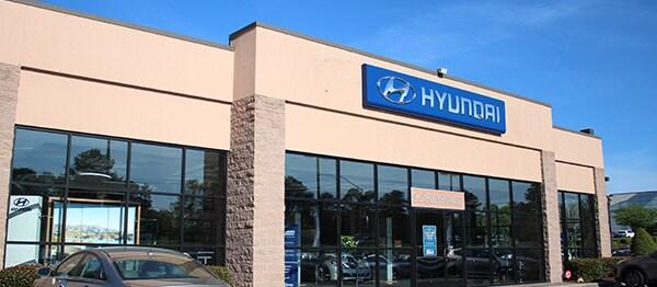 Lake Norman Hyundai Dealership