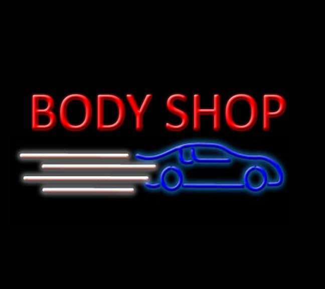 Body Repair Shop At Lakeshore Chrysler Jeep Dodge In