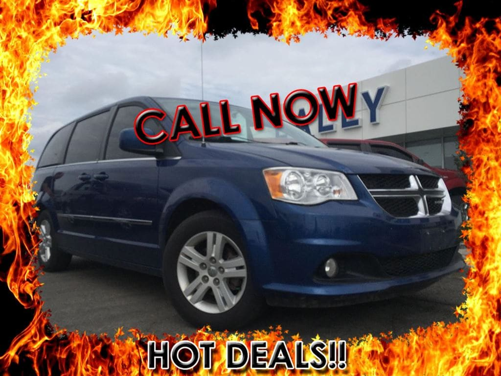 2011 Dodge Grand Caravan Crew, Power Sliding Door, Reverse Camera !! Minivan