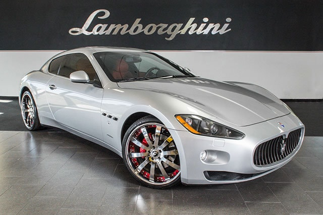 used maserati gran turismo coupe for sale maserati dealer. Black Bedroom Furniture Sets. Home Design Ideas