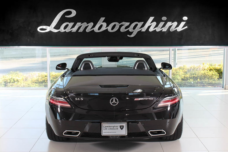 Used 2013 mercedes benz sls amg gt for sale richardson tx for Used mercedes benz sls amg for sale