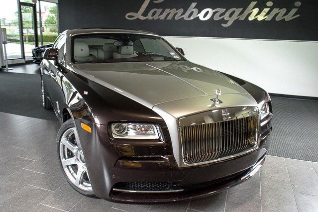 Used 2014 rolls royce wraith for sale richardson tx for Rolls royce motor cars dallas