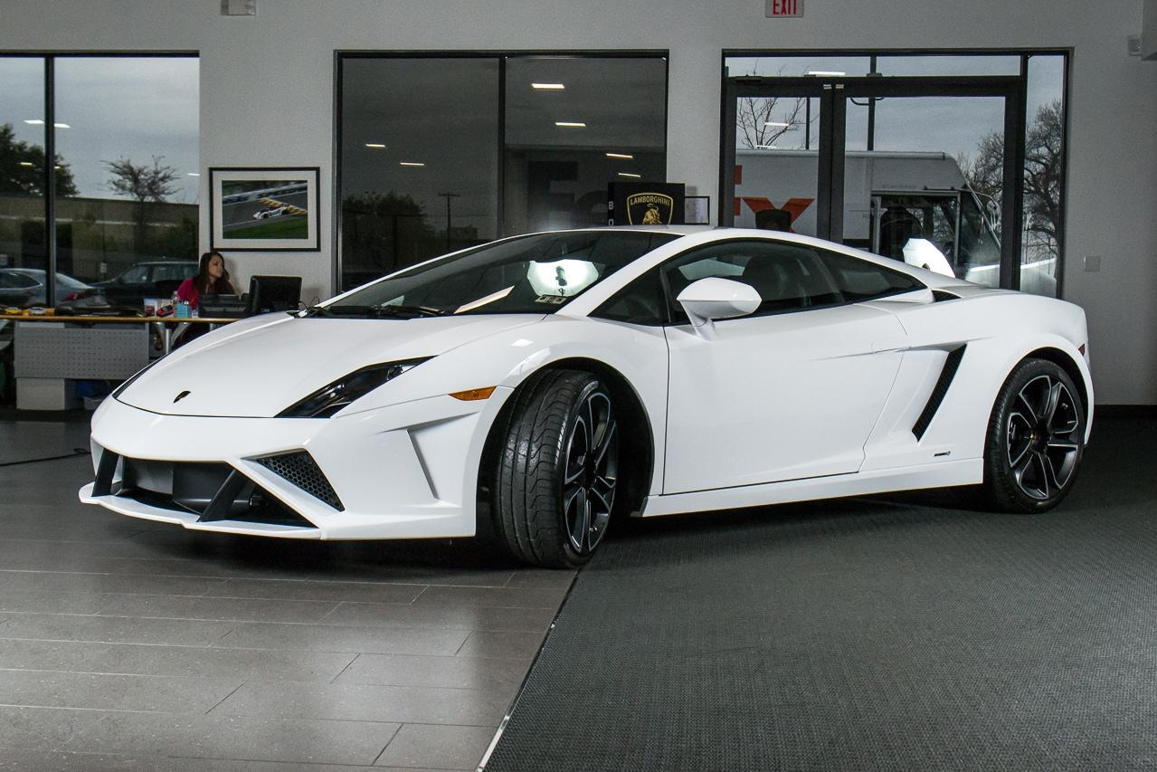 Used 2013 Lamborghini Gallardo For Sale Richardson Tx