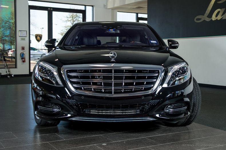 Used 2016 mercedes benz maybach s 600 for sale richardson for Mercedes benz dallas for sale