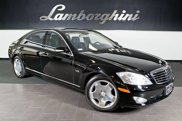 used 2007 mercedes benz s600 for sale richardson tx