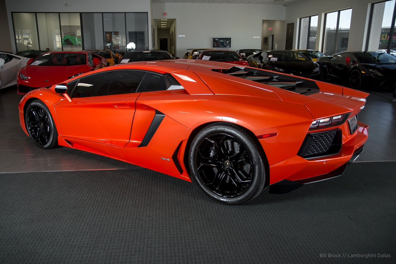 used 2012 lamborghini aventador for sale richardson tx. Black Bedroom Furniture Sets. Home Design Ideas
