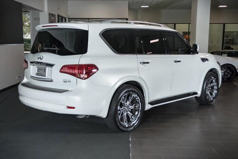 Used 2012 INFINITI QX56 For Sale Richardson,TX | Stock ...