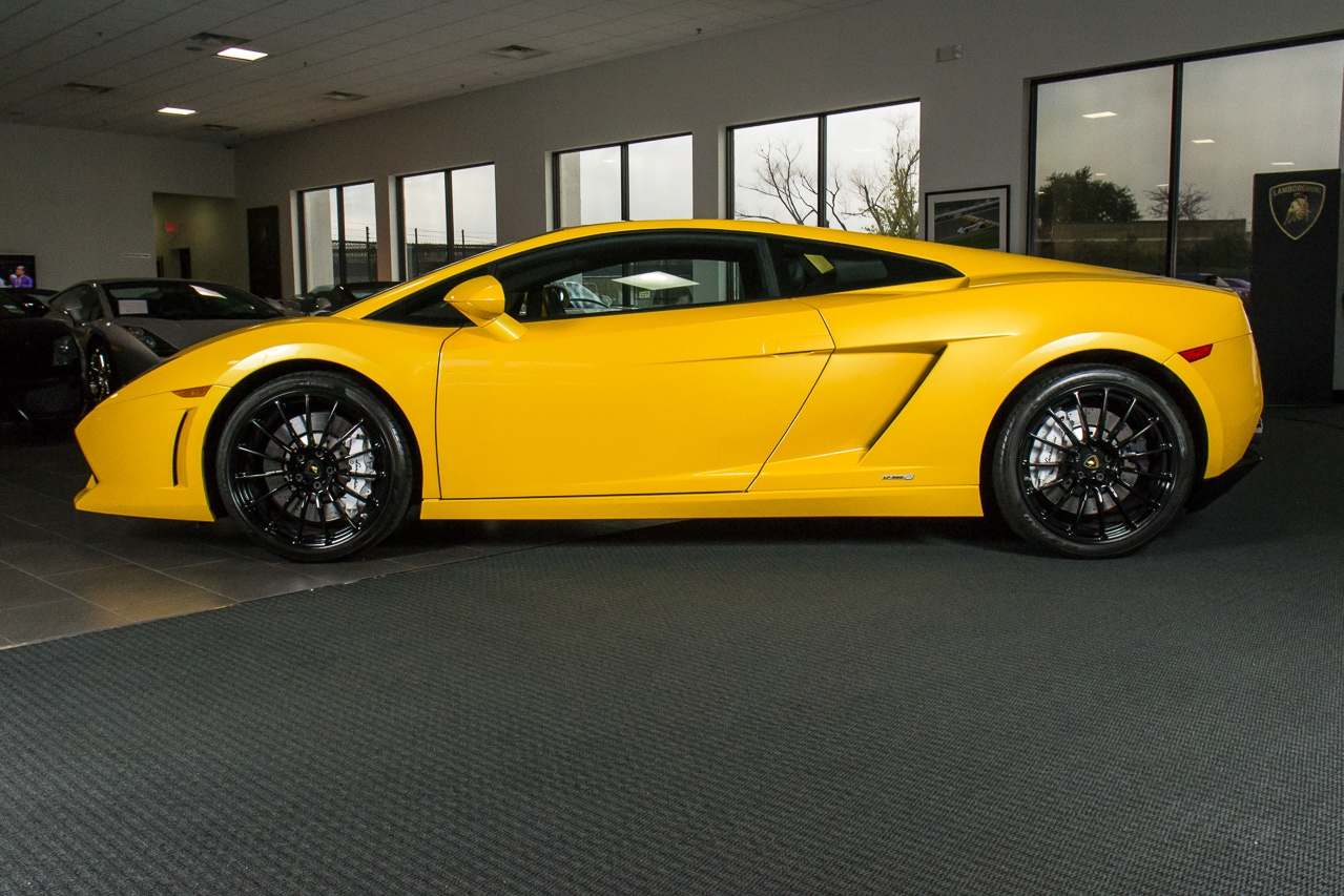 Used 2010 Lamborghini Gallardo For Sale Richardson Tx Stock L0823 Vin Zhwgu5bz7ala09445