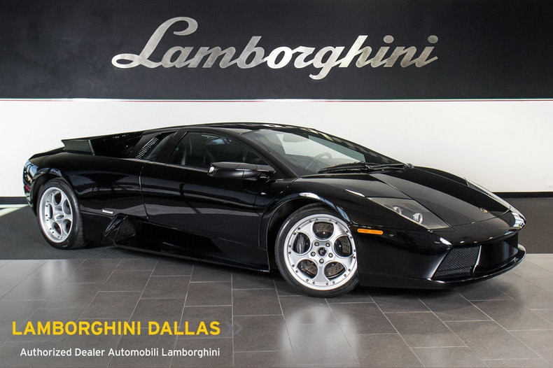 Pre-Owned 2003 Lamborghini Murcielago Coupe Dallas TX