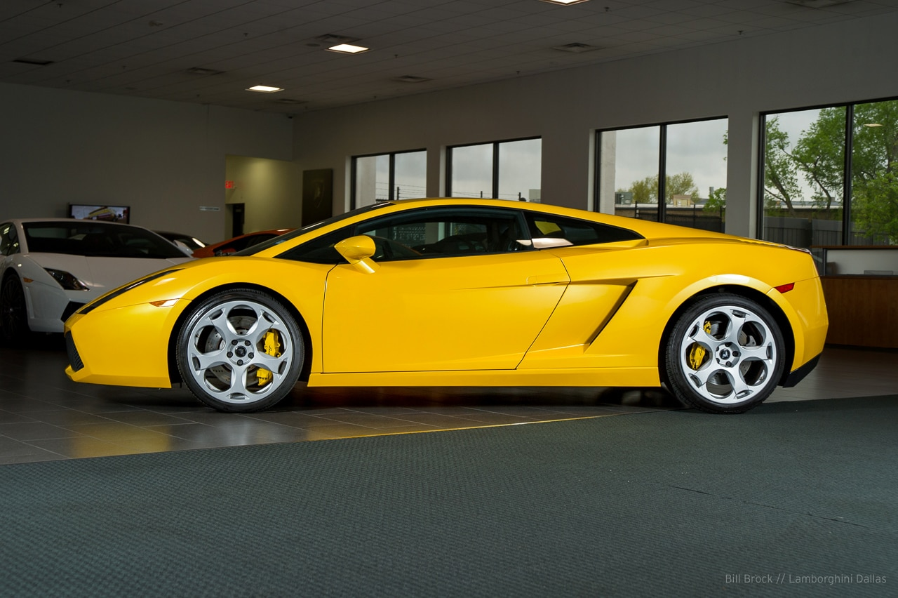 Used 2006 Lamborghini Gallardo For Sale Richardson Tx