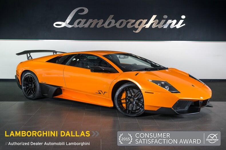 Used 2010 Lamborghini Murcielago For Sale Richardson Tx