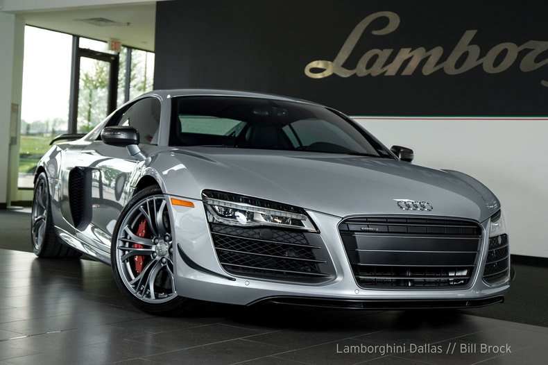Audi R8 Competition Scxhjd