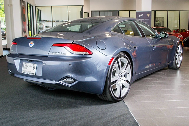 Used 2012 Fisker Karma For Sale Richardson Tx Stock