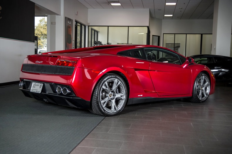 used 2014 lamborghini gallardo lp550 2 coupe for sale dallas tx. Black Bedroom Furniture Sets. Home Design Ideas