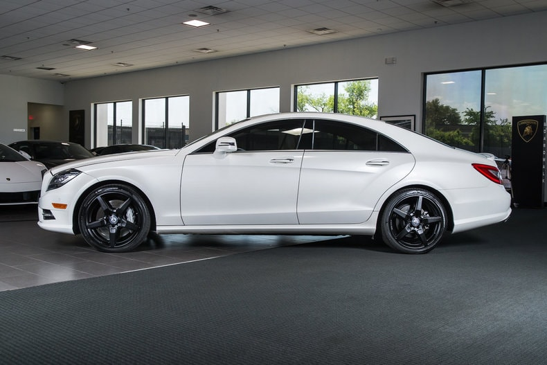 used 2013 mercedes benz cls550 for sale richardson tx