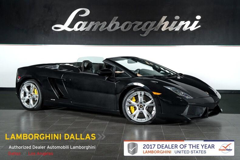 Used 2011 Lamborghini Gallardo, $139999