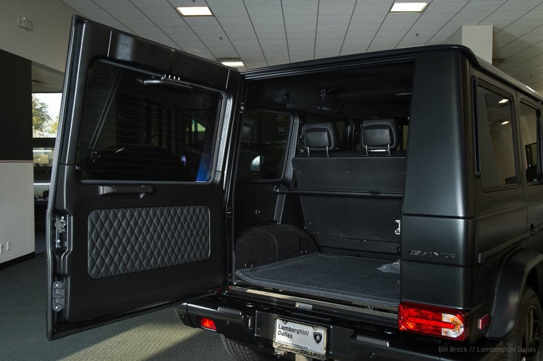 Used 2016 mercedes benz g65 amg for sale richardson tx for Mercedes benz dealers dallas