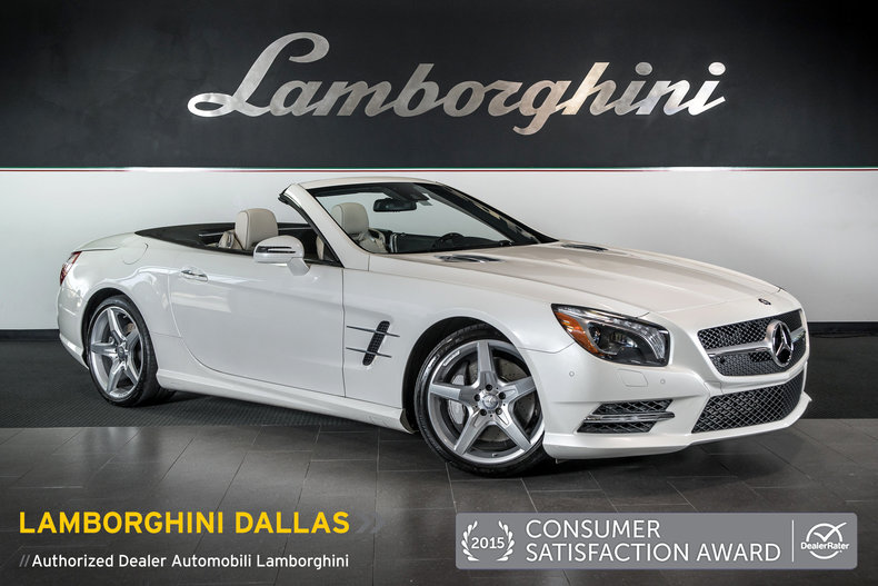 used 2013 mercedes benz sl550 for sale richardson tx ForMercedes Benz Sl550 For Sale Used