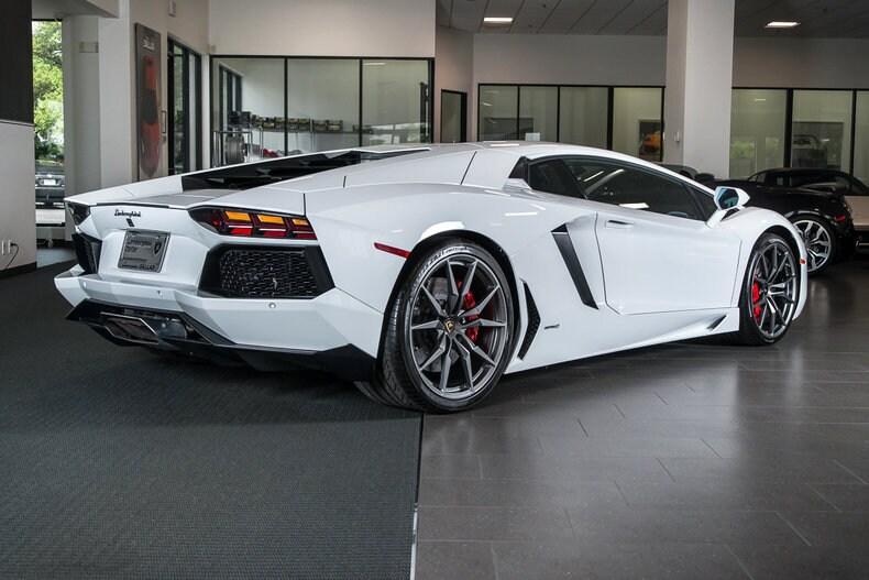 pre owned 2015 lamborghini aventador lp 700 4 coupe dallas tx - Lamborghini 2015 Aventador